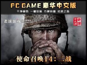《使命召唤14:二战》绿色中文下载 整合暗影响战争【156G】