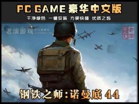 钢铁之师:诺曼底44 中文版下载 送多项修改器