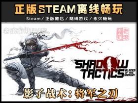 Steam正版离线模式 影子战术:将军之刃 中文版 下载