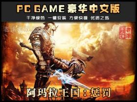《阿玛拉王国:惩罚》绿色中文版下载 集成DLC 送多项修改器