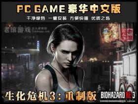 《生化危机3:重制版》绿色中文版下载 集成高清画质补丁 送多项修改器