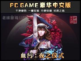 《血污:夜之仪式》绿色中文版下载 赠满等级.金币存档