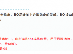 波尔币 BOHr公链项目