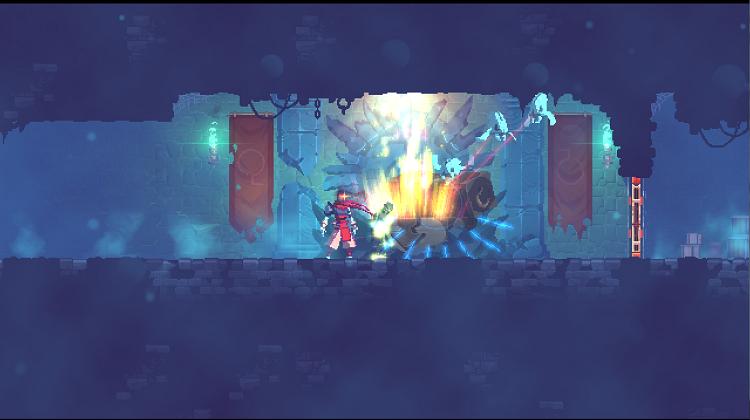 《死亡细胞》绿色中文版下载 集成巨人崛起.坏种.等全DLC 修改器+高级存档-第9张图片-老滚游戏