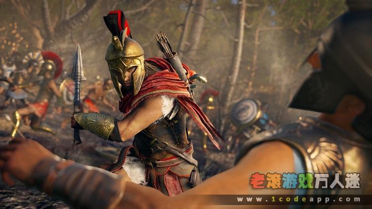 《刺客信条8:奥德赛》v1.5.3 绿色中文版 全DLCs 修改器+全氪金存档-第5张图片-老滚游戏
