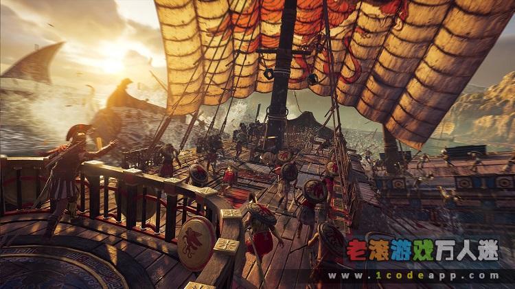 《刺客信条8:奥德赛》v1.5.3 绿色中文版 全DLCs 修改器+全氪金存档-第8张图片-老滚游戏