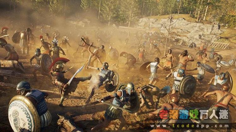 《刺客信条8:奥德赛》v1.5.3 绿色中文版 全DLCs 修改器+全氪金存档-第36张图片-老滚游戏