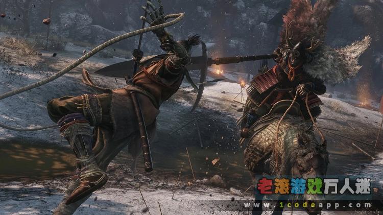 《只狼影逝二度》v1.06 绿色中文版下载 送多项修改器-第6张图片-老滚游戏