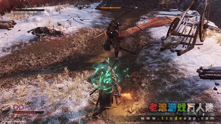《只狼影逝二度》v1.06 绿色中文版下载 送多项修改器-第5张图片-老滚游戏