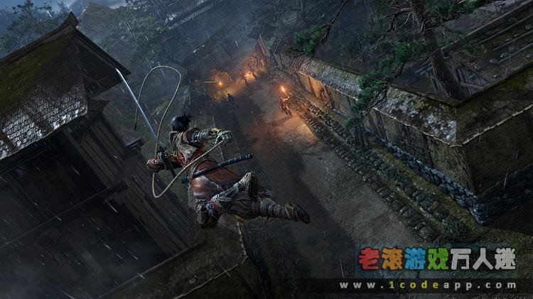 《只狼影逝二度》v1.06 绿色中文版下载 送多项修改器-第9张图片-老滚游戏
