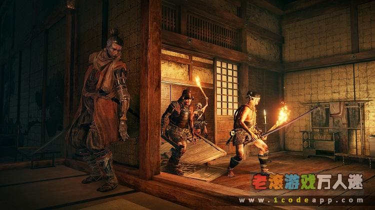 《只狼影逝二度》v1.06 绿色中文版下载 送多项修改器-第12张图片-老滚游戏