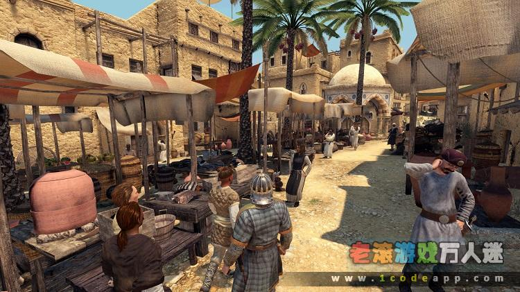 《骑马与砍杀2霸主》豪华中文版 全DLC 送多项修改器-第9张图片-老滚游戏