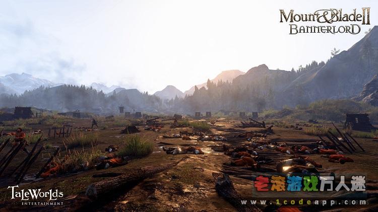 《骑马与砍杀2霸主》豪华中文版 全DLC 送多项修改器-第11张图片-老滚游戏