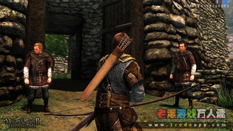 《骑马与砍杀2霸主》豪华中文版 全DLC 送多项修改器-第16张图片-老滚游戏