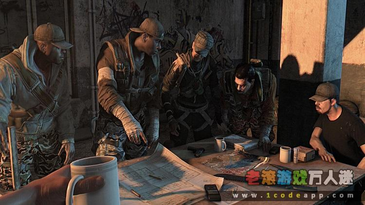 《消逝的光芒:信徒》绿色中文版 送多项修改器-第27张图片-老滚游戏