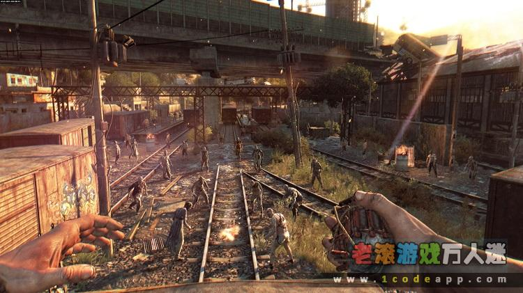 《消逝的光芒:信徒》绿色中文版 送多项修改器-第28张图片-老滚游戏