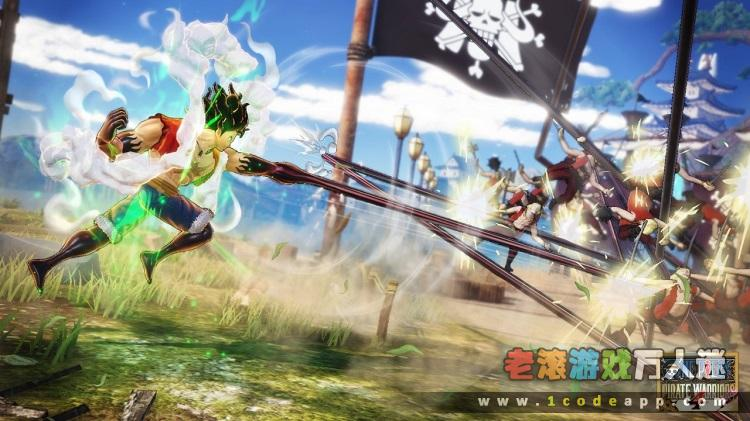 《海贼无双4》v1.0.0.4 绿色中文版下载 送修改器+全人物存档-第10张图片-老滚游戏