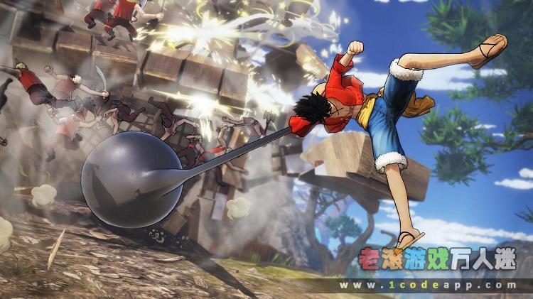 《海贼无双4》v1.0.0.4 绿色中文版下载 送修改器+全人物存档-第16张图片-老滚游戏