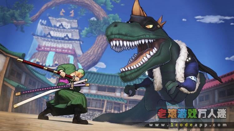 《海贼无双4》v1.0.0.4 绿色中文版下载 送修改器+全人物存档-第18张图片-老滚游戏