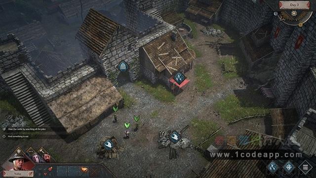 《征服的荣耀-围城》v20210714 中文绿色版下载 Siege Survival: Gloria Victis Prologue-第3张图片-老滚游戏
