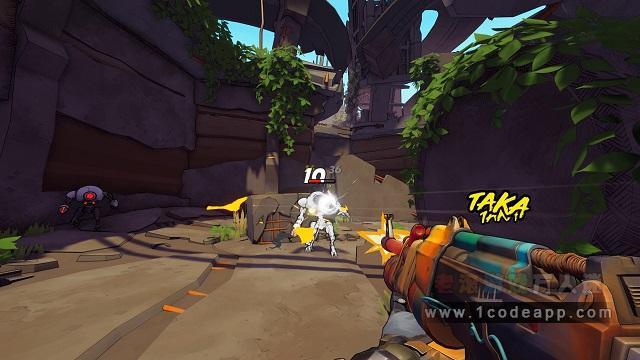 《机械守护者》v0.3.0 绿色中文版下载 Roboquest-第4张图片-老滚游戏