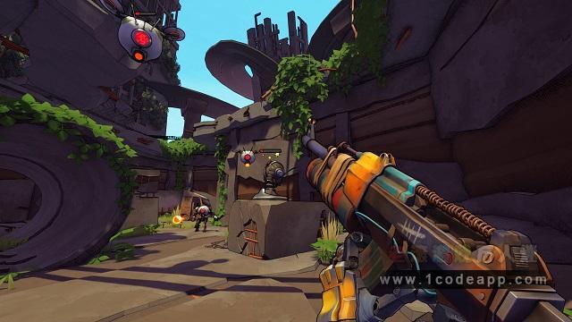 《机械守护者》v0.3.0 绿色中文版下载 Roboquest-第3张图片-老滚游戏