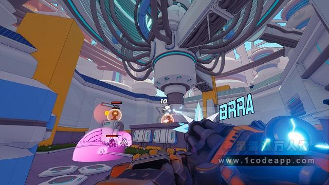 《机械守护者》v0.3.0 绿色中文版下载 Roboquest-第5张图片-老滚游戏