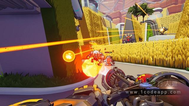 《机械守护者》v0.3.0 绿色中文版下载 Roboquest-第9张图片-老滚游戏