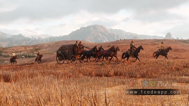 《荒野大镖客2:救赎》v1311.23 绿色中文版下载 送多项修改器-第6张图片-老滚游戏