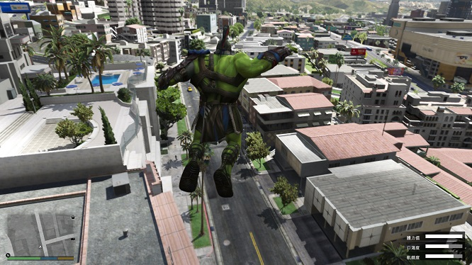 《GTA5中国风MOD整合版》内置修改器+1000载具和180+英雄人物 绿色高清中文版下载-第28张图片-老滚游戏