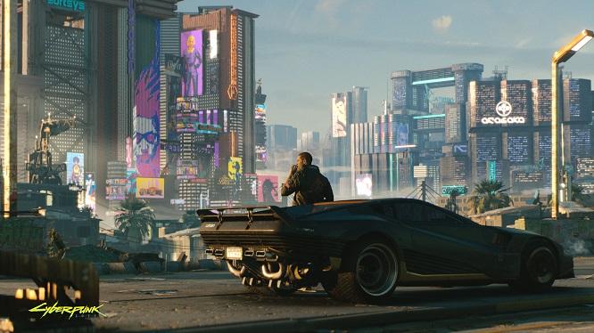 《赛博朋克2077》v1.1 绿色中文版下载+多项修改器 Cyberpunk 2077-第5张图片-老滚游戏