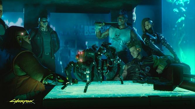 《赛博朋克2077》v1.1 绿色中文版下载+多项修改器 Cyberpunk 2077-第12张图片-老滚游戏