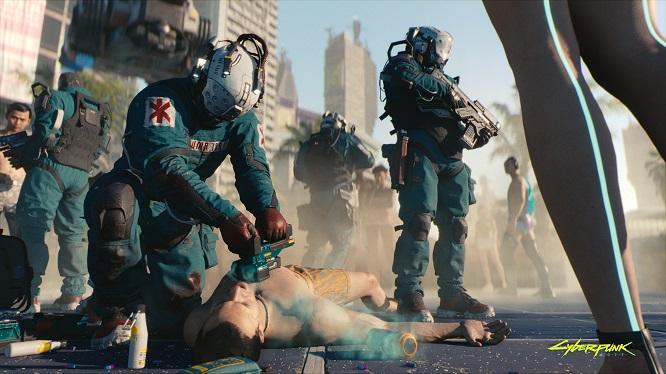 《赛博朋克2077》v1.1 绿色中文版下载+多项修改器 Cyberpunk 2077-第14张图片-老滚游戏