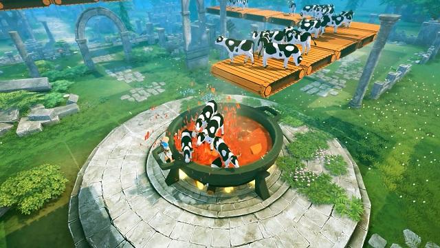 《创世理想乡》v20201221 中文绿色版下载 集成农业、自动化、养宠物、迷宫探险、建筑等待好玩的元素-第10张图片-老滚游戏