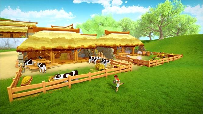 《创世理想乡》v20201221 中文绿色版下载 集成农业、自动化、养宠物、迷宫探险、建筑等待好玩的元素-第22张图片-老滚游戏