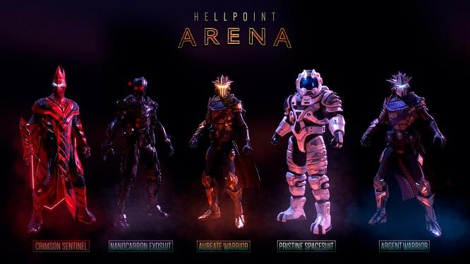 《地狱时刻》v365 绿色中文版下载 Hellpoint-第4张图片-老滚游戏