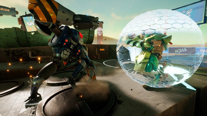 《践踏2:超级机甲联赛》绿色中文版下载 Override 2: Super Mech League-第4张图片-老滚游戏