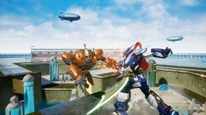 《践踏2:超级机甲联赛》绿色中文版下载 Override 2: Super Mech League-第8张图片-老滚游戏