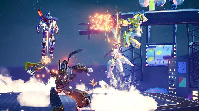 《践踏2:超级机甲联赛》绿色中文版下载 Override 2: Super Mech League-第7张图片-老滚游戏