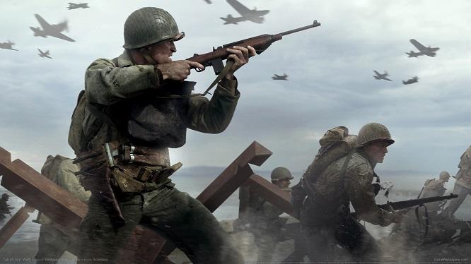 《使命召唤14:二战》绿色中文下载 整合暗影响战争【156G】-第4张图片-老滚游戏
