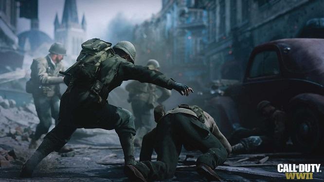 《使命召唤14:二战》绿色中文下载 整合暗影响战争【156G】-第9张图片-老滚游戏