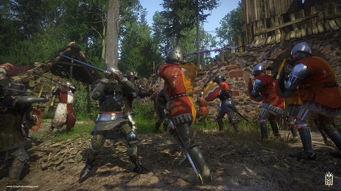《天国:拯救》绿色中文版下载 整合DLC+高清材质包 Kingdom Come: Deliverance-第4张图片-老滚游戏
