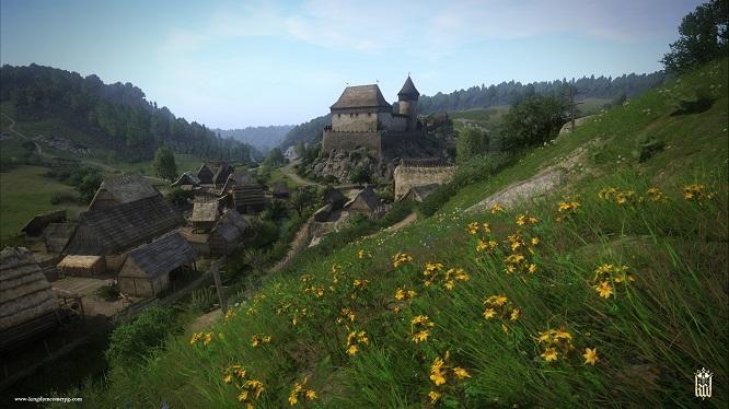 《天国:拯救》绿色中文版下载 整合DLC+高清材质包 Kingdom Come: Deliverance-第6张图片-老滚游戏