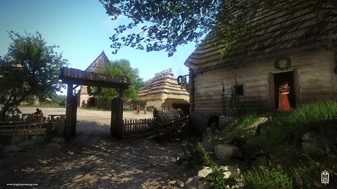 《天国:拯救》绿色中文版下载 整合DLC+高清材质包 Kingdom Come: Deliverance-第3张图片-老滚游戏