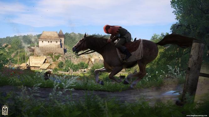 《天国:拯救》绿色中文版下载 整合DLC+高清材质包 Kingdom Come: Deliverance-第14张图片-老滚游戏