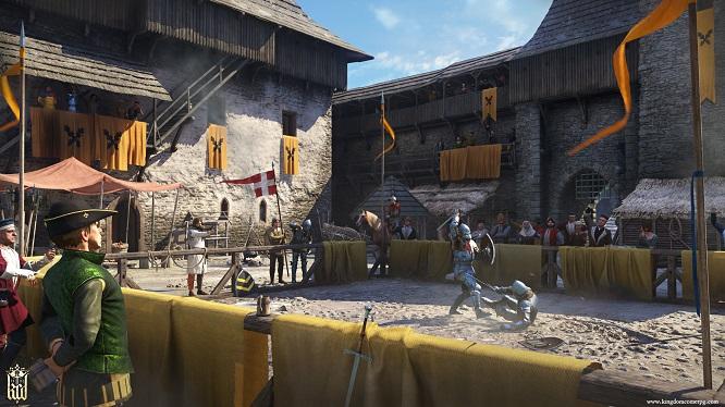 《天国:拯救》绿色中文版下载 整合DLC+高清材质包 Kingdom Come: Deliverance-第12张图片-老滚游戏