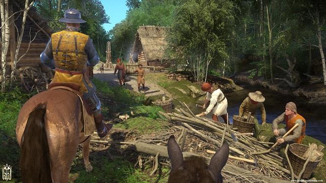 《天国:拯救》绿色中文版下载 整合DLC+高清材质包 Kingdom Come: Deliverance-第17张图片-老滚游戏