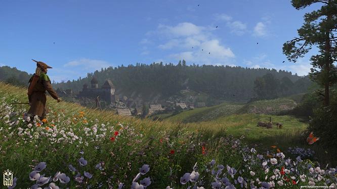 《天国:拯救》绿色中文版下载 整合DLC+高清材质包 Kingdom Come: Deliverance-第16张图片-老滚游戏