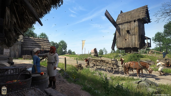 《天国:拯救》绿色中文版下载 整合DLC+高清材质包 Kingdom Come: Deliverance-第15张图片-老滚游戏
