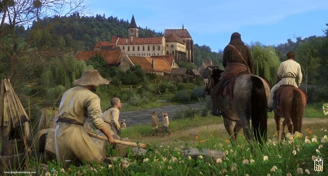 《天国:拯救》绿色中文版下载 整合DLC+高清材质包 Kingdom Come: Deliverance-第22张图片-老滚游戏